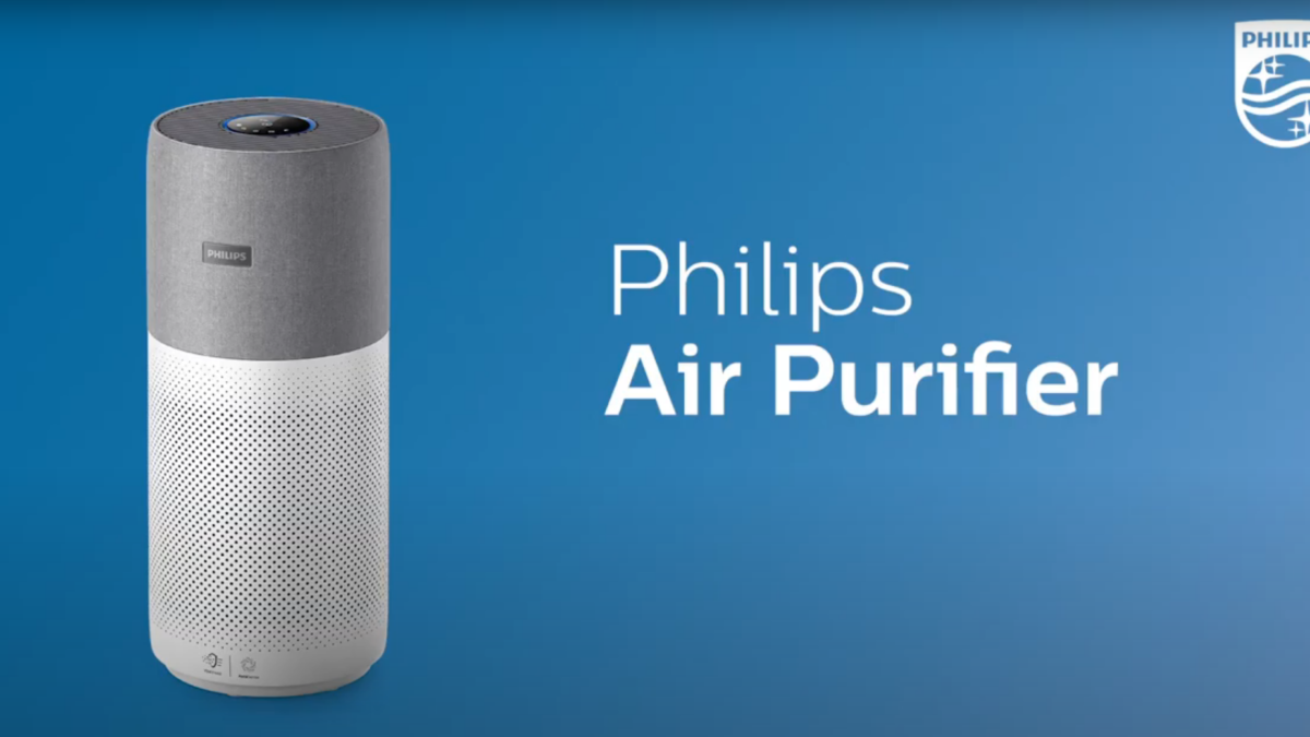 Philips Malaysia brings the Air Purifier 3000i to improve Indoor Air Quality